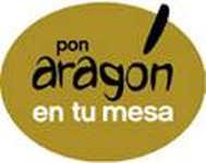 Logo de Pon Aragón en tu mesa.