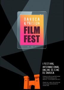 Cartel del Daroca & Prision Film Festival.