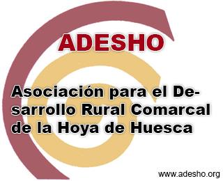 Logo de Adesho.