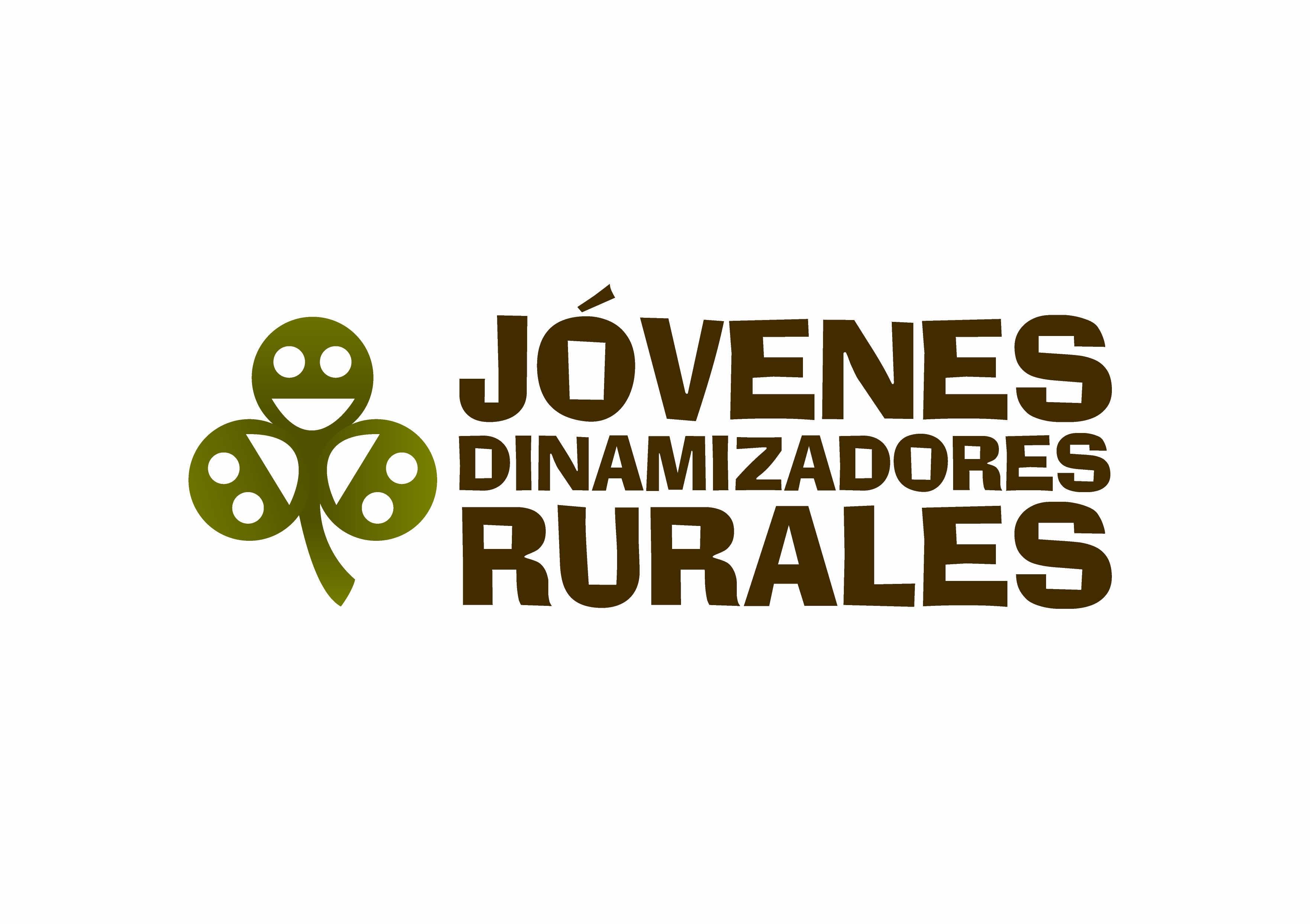 Logo del proyecto Leader Jóvenes Dinamizadores Rurale