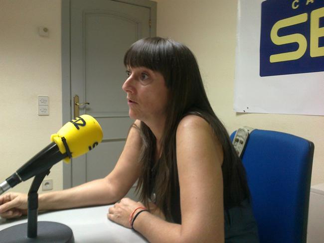 María Colina, la emprendedora de Re3evolucion.