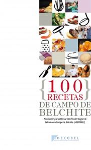 Adecobel. Libro 100 recetas de Campo de Belchite