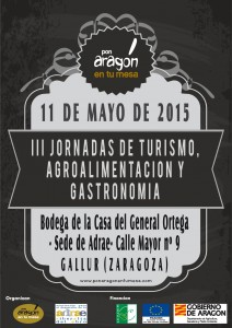 Gallur Cartel Turismo y Agroalimentacion PAETM