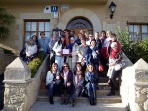 viaje emprendedoras CONCILIA oct 2015