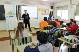 Proyecto de mediación en las aulas del Leader de Los Monegros