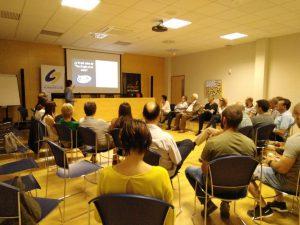 PAETM presentación Barbastro