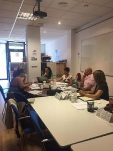 reunion-de-los-coordinadores-de-pon-aragon-en-tu-mesa-el-10-de-agosto-pasado-en-la-sede-de-radr